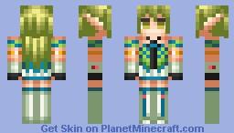 Rena Minecraft Skin