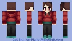 [[Request]] Creative_Kylee Minecraft Skin