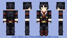 [[Request]] Remnant Violet Minecraft Skin