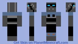 bemjamin carmine from gears of war (request) Minecraft Skin
