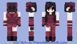 Remake of Another Remake // + speedpaint Minecraft Skin