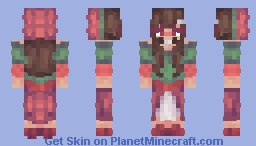 -Bebop, to the girls who seem to disappear and hate the night- Minecraft Skin