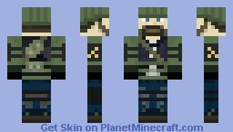 HL2 Resistance Minecraft Skin