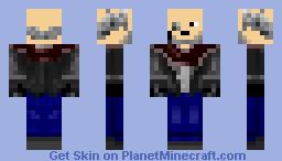 Retired Soldier! Minecraft Skin