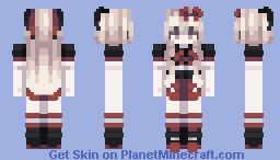 Evil And Good Minecraft Skin