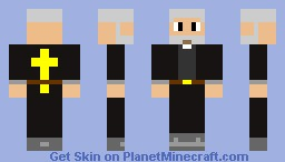 Priest Minecraft Skin