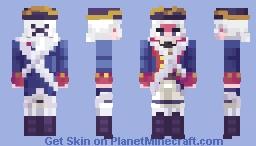American Revolutionary Minecraft Skin
