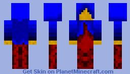 Witch[R] Minecraft Skin