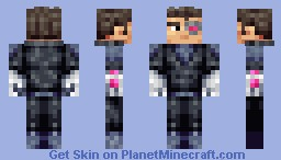 Rex Power Colt Minecraft Skin