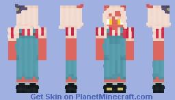 Rialah - The Sassy Tiefling (Version 1) Minecraft Skin