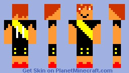 AFL player Minecraft Skin