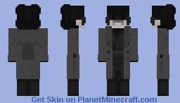 RICK Minecraft Skin
