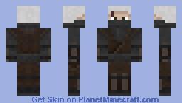 Rikimaru Minecraft Skin