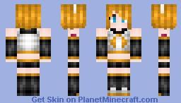 Kagamine Rin Minecraft