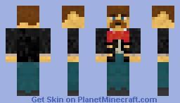 Ringmaster Minecraft Skin