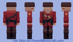"""""""You were good son, real good; maybe even the best."""" Minecraft Skin"""