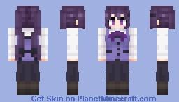 Rize 「理世」 Minecraft Skin