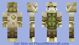 Earth Imp Minecraft Skin