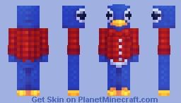 roald memes b-b-buddy Minecraft Skin