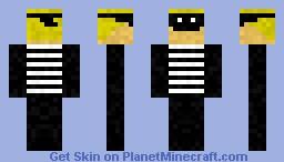 Robber Minecraft Skin