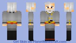 Robert E. Lee Minecraft Skin
