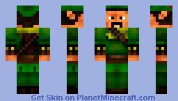[contest] Robbin Hood Minecraft Skin