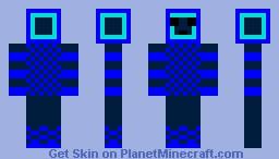 Robot Guy Minecraft Skin