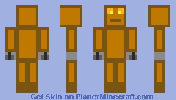 RoDude Minecraft Skin