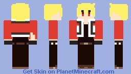 Rock Howard (non-shaded) Minecraft Skin