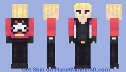 Rock Howard Minecraft Skin 256 x 146 jpeg 20 кб. rock howard minecraft skin