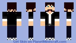 Rocking Guy Minecraft Skin