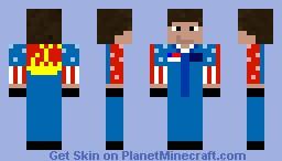 Rod Kimble Minecraft Skin