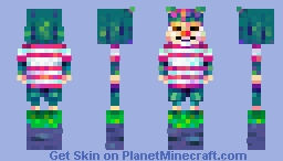 rodney animal crossing Minecraft Skin