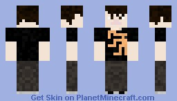 Rodrick Heffley (Diary of a Wimpy Kid) Minecraft Skin