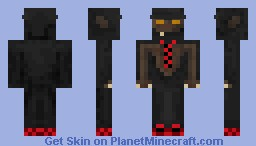 Snazzy gorilla (skin for rojat) Minecraft Skin