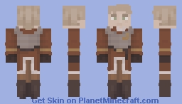 ↠ Last Train Home Minecraft Skin