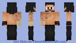 TIGHTZ   Roman Reigns   WWE Minecraft Skin