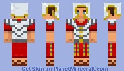 Roman Soldier (Updated) Minecraft Skin