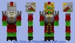 Rome pepe Legioner Minecraft Skin