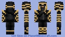 Hawkeye - Ronin - MCU Minecraft Skin