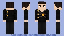 Ronnie Raymond & Martin Stein | Deathstorm Minecraft Skin