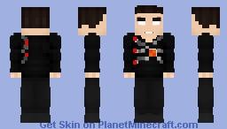 Ronnie Raymond & Martin Stein | Firestorm - CW Minecraft Skin
