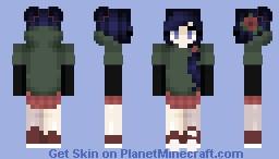 ~ Rose with Thorns ~ Minecraft Skin