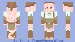 Rosemary Minecraft Skin