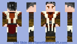 Rosh Penin (STAR WARS - JEDI KNIGHT: JEDI ACADEMY) Minecraft Skin