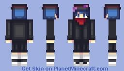 Rox (Danganronpa F: Shattered Hope) Minecraft Skin