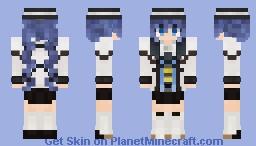 Mushoku Tensei (無職転生) - Roxy Migurdia (ロキシー・ミグルディ) Minecraft Skin