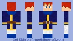 Roy Minecraft Skin