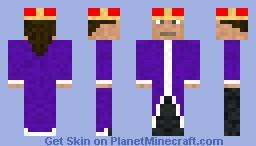 royalty Minecraft Skin