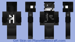 Rainbow Quest Shadow Sabre (Perfect Recreation) Minecraft Skin